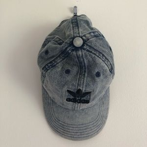 ADIDAS WOMENS HAT DENIM